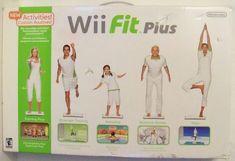 WII FIT PLUS W/BALANCE BOARD #Nintendo