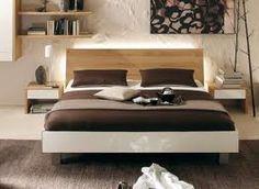 indirecte verlichting achter het bed