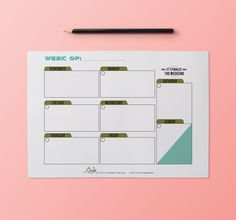 Free printable weekly planner-La Lilú. Subscribe to our newsletter to get access to this and other printable files and downloads. #free #freebie #freeprintable #printable #planner #weeklyplanner #plannergirl #planneraddict