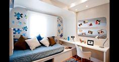 Inspire-se com ideias criativas para integrar fotos pessoais à decoração - Casa e Decoração - UOL Mulher