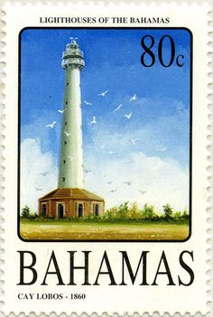 Faros (II): Faro Cay Lobos, Bahamas 2005