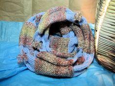Shops, Loop Scarf, Acrylic Colors, Winter Hats, Etsy Shop, Wool, Pattern, Breien, Kids