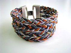 Made to order Unisex    leather  bracelet by DanasCraft on Etsy