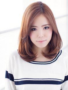 Medium Hair Style-Tokyo