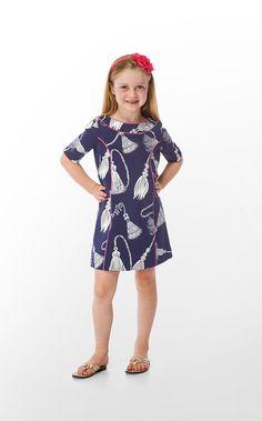 Lilly Pulitzer: Little Jonah Dress Printed Ponte