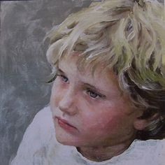 stunning portrait by Taina Pearson