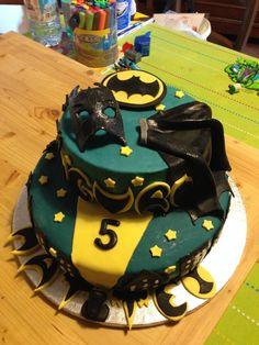 Torta Batman