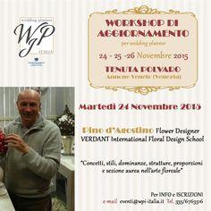 Lezione di glomeruli design con il maestro Pino D'Agostino.   Per info eventi@wpi-Italia.it