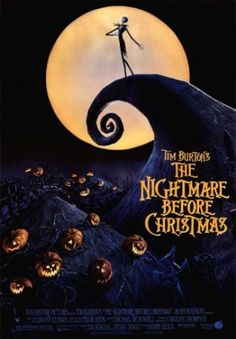<3<3<3 My favorite Tim Burton movie of all time. I still cant get over it even though people have played these characters out relentlessly. When I was a child my mother brought this home on VHS. I watched it over and over and over until I knew every song and every word by heart. Its been my favorite for 20 years now. :) <3<3<3