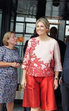 Koningin Máxima bij eindconcert Kinderen Maken Muziek | ModekoninginMaxima.nl