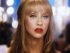 Christina's Strawberry Blonde in Burlesque
