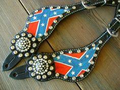Untamed Cowgirls - Rebel Sweetheart Spur Straps!  Love it!!