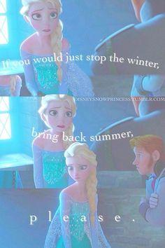 Dont you see? I cant. Disney Love, Walt Disney, Frozen Quotes, Elsa And Hans, Frozen Let It Go, Prince Hans, All Episodes, Build A Snowman, Queen Elsa