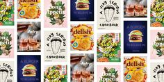 From meat to comfort food to cocktail recipes, here are the 20 best cookbooks to buy for your kitchen this year. Or at the very least, display on your coffee table. My Recipes, Favorite Recipes, Best Cookbooks, Cookery Books, Cocktail Recipes, Delish, Make It Yourself, Cooking, Breakfast