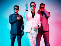 Depeche Mode en Barcelona y Madrid en enero de 2014  15, 17 y 18 de enero de 2014
