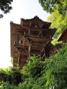 日本の懸造り