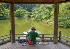 Naritasan Shinshoji Temple (成田山 新勝寺)