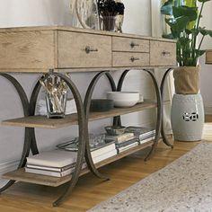 Stanley Furniture Coastal Living Resort Del Mar Sideboard