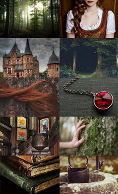 Beautiful aesthetic pictures portraying the eerie and frightening mystery--Nancy Drew's The Captive Curse.