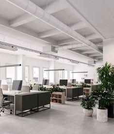 inspiring office design. PAUS OFFICE On Behance Inspiring Office Design