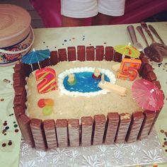 The kids birthday cake :)