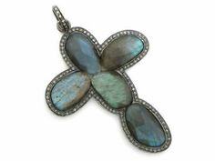 Our ability. so if you have any concern request you to connect us. Diamond Pendant, Diamond Jewelry, Silver Jewelry, 925 Silver, Sterling Silver, Silver Gifts, Blue Chalcedony, 1 Piece, Labradorite