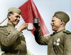 Red Army celebration! WWII