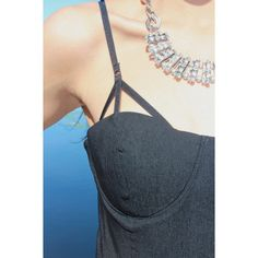 Bustier LBD #sophieandtrey #online #shopping #spring #2013 #fashion #style #trend #love #girl