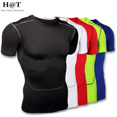 e93fa35329e Aliexpress.com   Buy J1023 Size S XXL Mens T shirts Wear Compression Base  Layers Tops Shirts Skins Easy Dry Tees 2016 Plus Size S XXL from Reliable  shirt ...