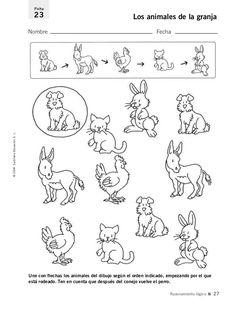 clasificacion de los animales para niños de preescolar - Buscar con Google