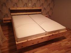 Mattress, Bed, Furniture, Home Decor, Wood, Homemade Home Decor, Stream Bed, Mattresses, Home Furnishings