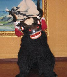 another photo of the famed crazy yak via travels with keith and kathy