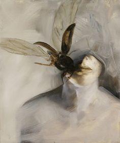 By Margarita Georgiadis #portrait #painting