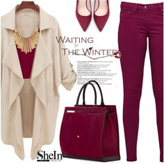 Waiting for the winter.. by dzeni-dzen on Polyvore featuring moda, Great Plains, Zara, Cambiaghi, Lucky Brand and Balmain