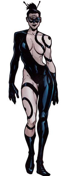Lady Bullseye - Marvel Comics - Daredevil enemy