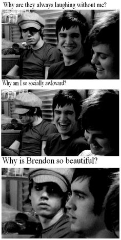 ryden lol his exact thoughs ryan ross