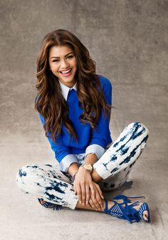 Zendaya, Jamie Chung and Tippi Hedren appear in Oprah's most stylish women magazine Estilo Zendaya, Mode Zendaya, Zendaya Outfits, Zendaya Style, Zendaya Fashion, Zendaya Swag, Zendaya Coleman, Looks Style, Swag Outfits