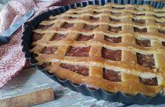 diétás almás pite recept Atkins, Apple Pie, Waffles, Paleo, Food And Drink, Sweets, Healthy Recipes, Healthy Food, Breakfast
