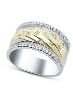 Ювелирные кольца Silver Wings Кольцо