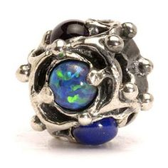 Silver with Stones Gems Pearls or Glass : Trollbeads Wisdom