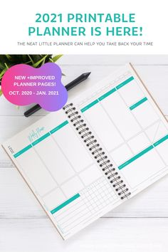 For those of you who find it a challenge to keep track of to-dos, tasks, meal planning, and general notes and goals, finding a planner that works for you is essential. It took me a lot of trial and error to find a planner system that works for me and it will likely be the same for you, but don't stop trying to find one until you do. #planneraddict #plan #bulletjournal #planners #konmari #organize #homeorganization #organization #tidy #tidyup #mariekondo #organizing #cleaning #clutter…