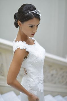 Ivory & Co Wedding Dress Serafina