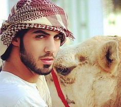 Meet the hottie who was deported from Saudi Arabia for being 'too sexy'