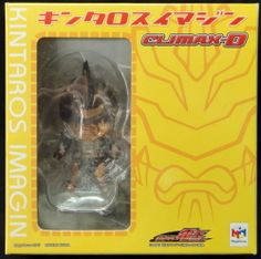 メガハウス メガハウス CLIMAX-D キンタロスイマジン PVC