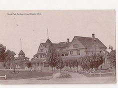 North Park Pavilion - 1908