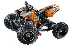 #LEGO Technic Quad Bike 9392