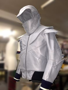 Armored knight jacket Full of Patterns - Cool Japanese pattern site for menswear
