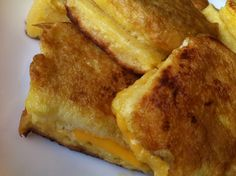 Roti Telor Inti 'Melt' Cheese.