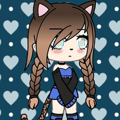 Gacha Life || ¿Nuevo OC? Cute Wallpaper Backgrounds, Wallpaper Iphone Cute, Cute Wallpapers, Kawaii Anime, Cute Anime Chibi, Chibi Girl Drawings, Cute Kawaii Drawings, Cute Anime Character, Cute Characters