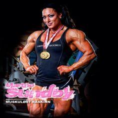 Marthe Sundby @Martha Perez   Websta Things To Think About, Muscle, Feminine, Wonder Woman, Superhero, Female, My Love, Lady, Women